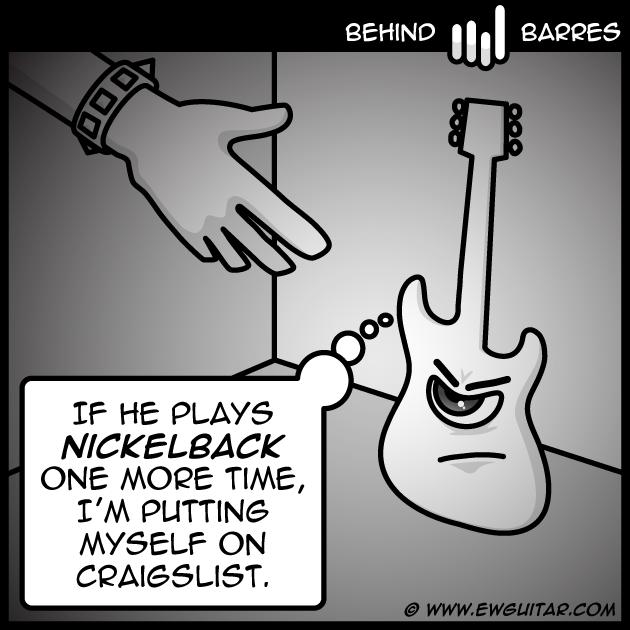 Behind Barres - 001 - Craigslist