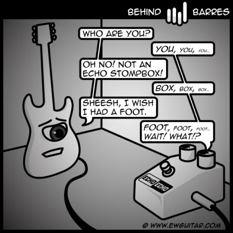 Behind Barres - 002 - Echo