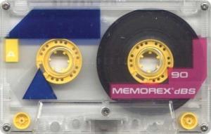 Cassette ta[e