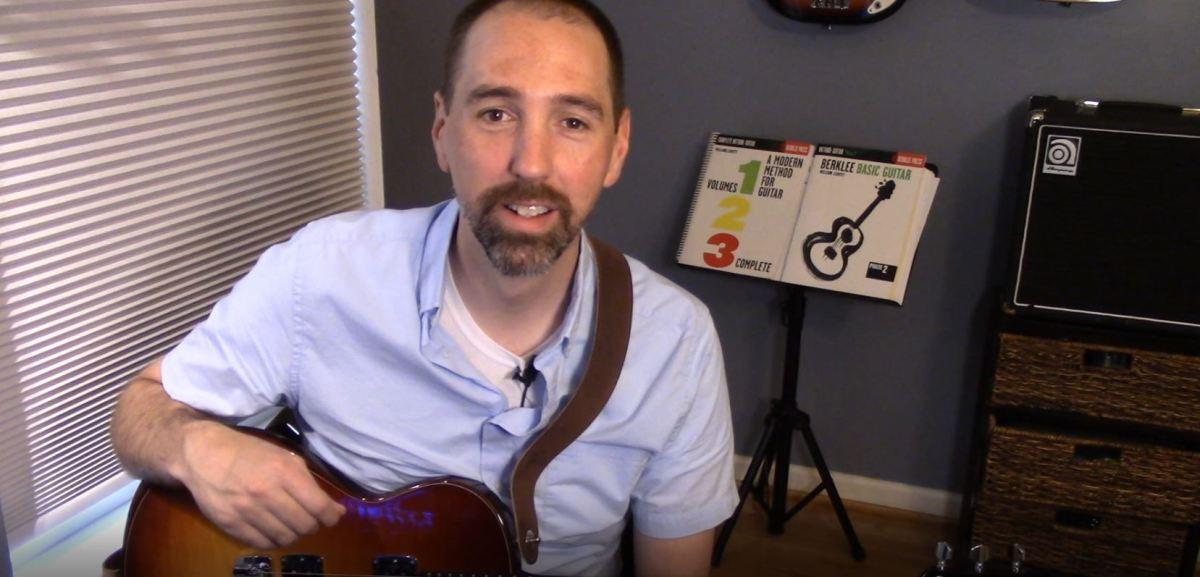 how to play the intro to brown eyed girl baltimore guitar lessons. Black Bedroom Furniture Sets. Home Design Ideas
