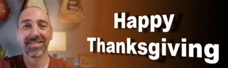 Happy Thanksgiving 2020 Feature Image